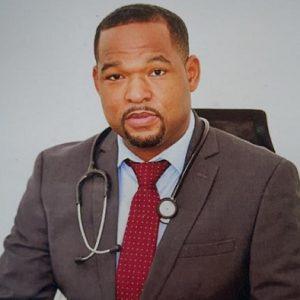 Dr Gregoire R. Williams (MRCGP)